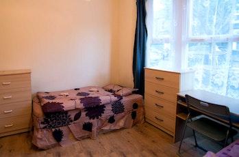 Habitación doble, Zona 3, Leyton (compartida o privada)